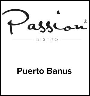Passion Bistro, Banus in Marbella