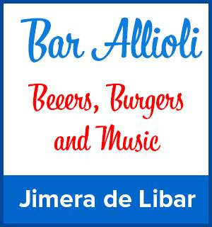 Bar Allioli in Jimera