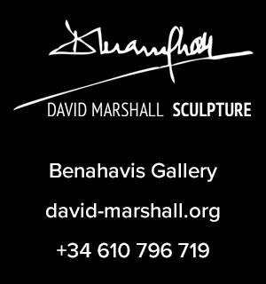 David Marshall Sculptures and Giftsin Benahavis