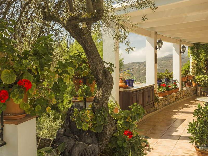 Villa Andalucia, a lovely guesthouse in Competa, Andalucia