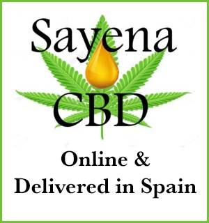 Sayena CBD Suppliesin Castell de Ferro