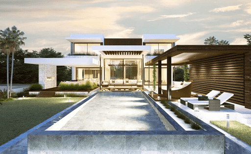High-End luxury villas for sale in Southern Spain
