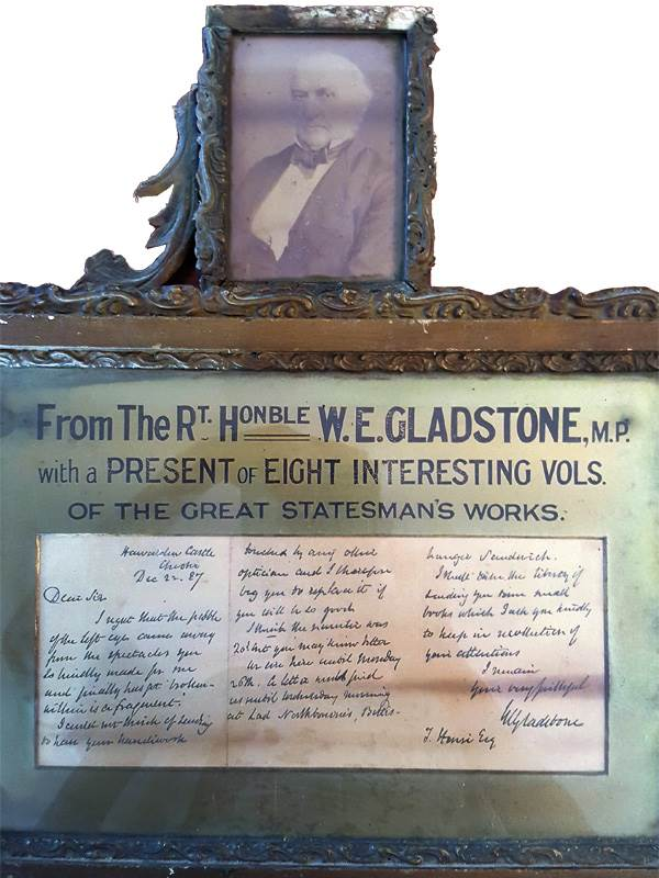 Gladstone  data-caption=