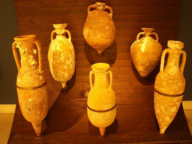 Romans in Andalucia | Amphorae, the container of choice for 4000 years