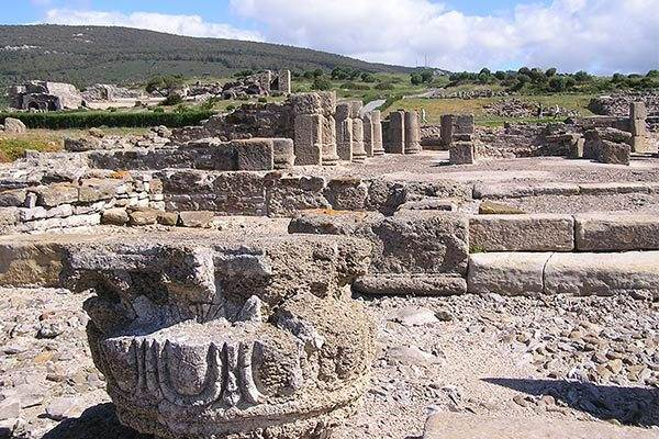 The Romans at Baelo Claudia