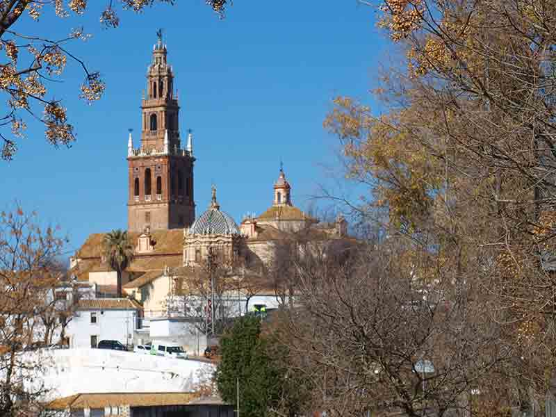 Guide to Carmona, a fortified town in the Guadalquivir valley