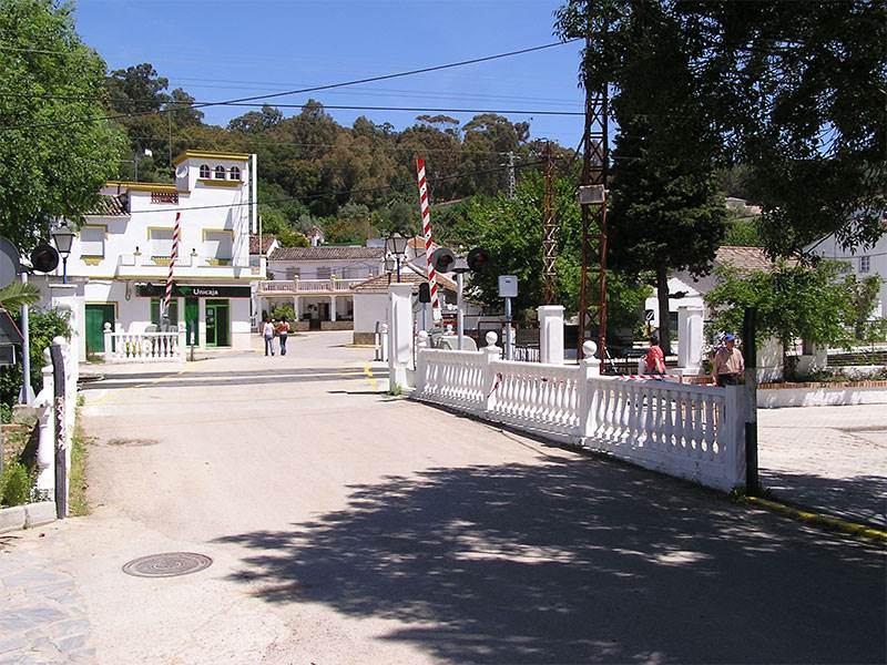 Guide to El Colmenar - Estación de Gaucin