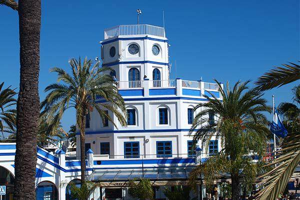 Estepona Marina Tower