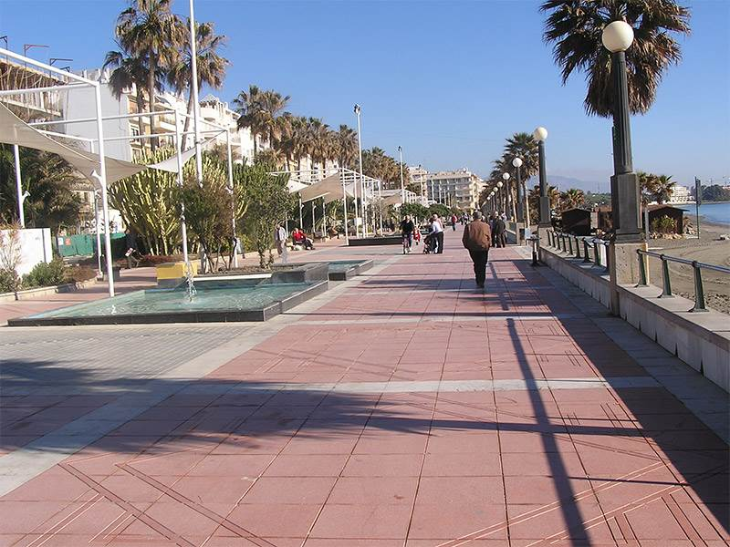 Estepona Town Cycle Track