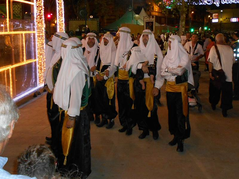 Modern Arabs in Murcia