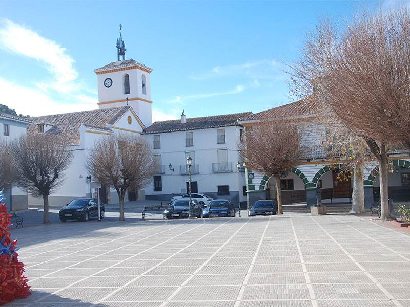 Main square in Gor