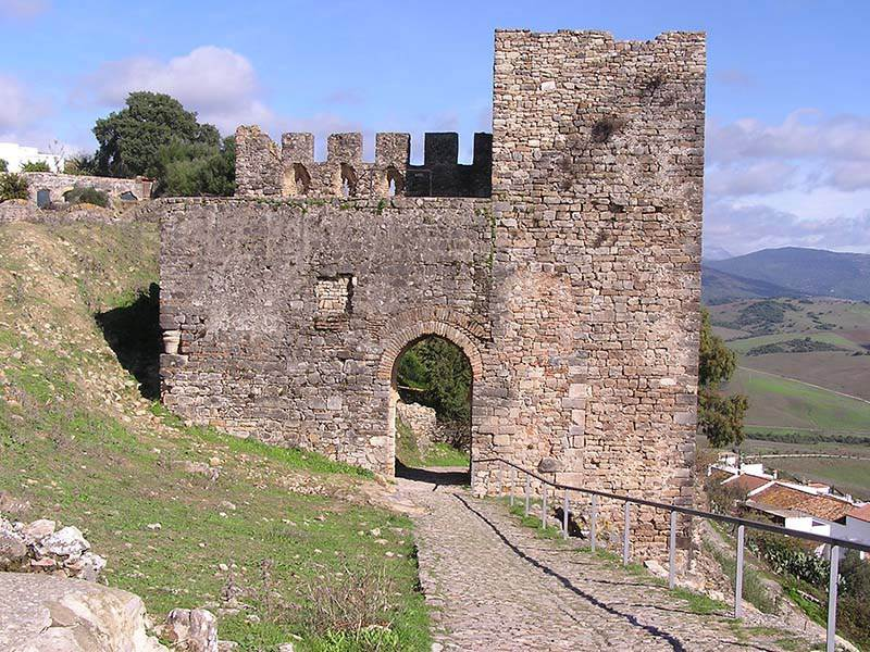 The Castle, Jimena de la Frontera