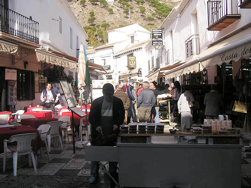White Streets of Mijas