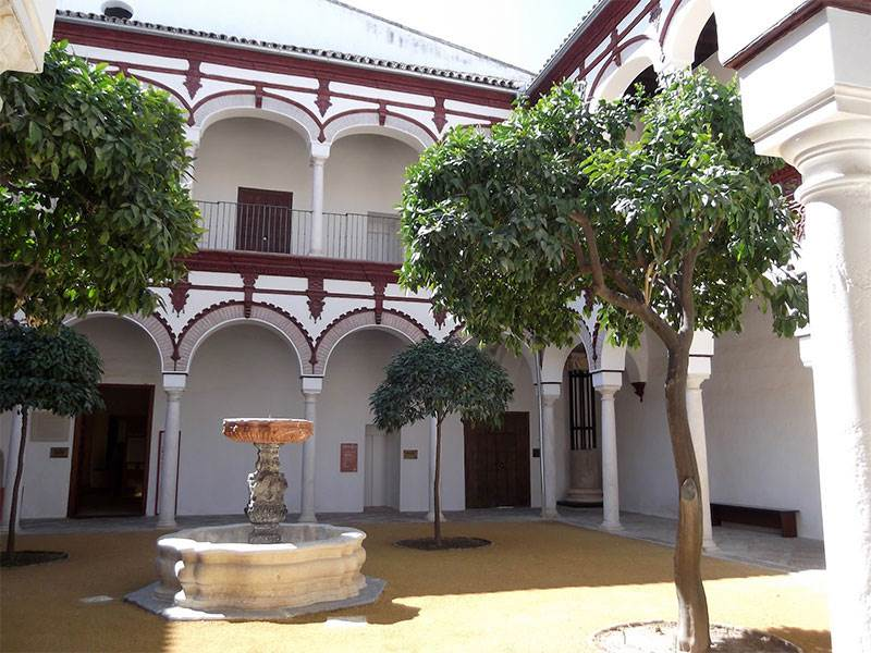 Municipal Museum, Écija. See the Wounded Amazon, Roman mosaics and a Turdetani gold plaque