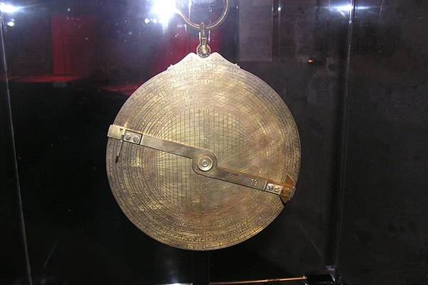Arab Astrolobe
