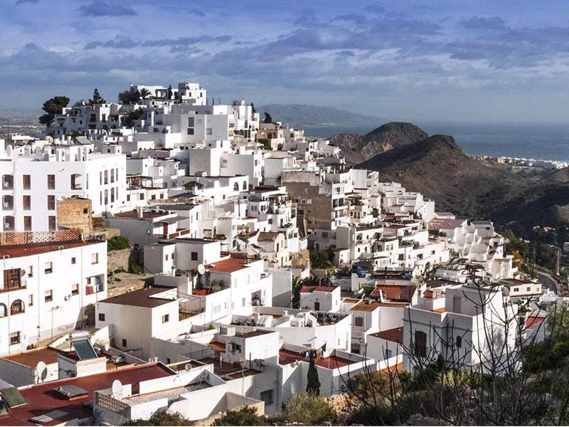 Costa de Almeria, Twelve White Villages