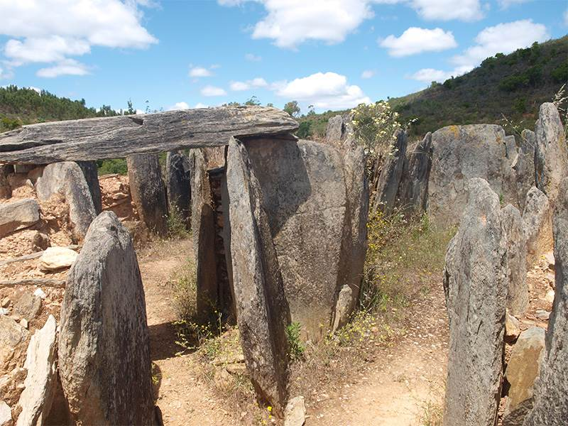 Megalithic Andalucia | Guide to the Pozuelo Dolmens