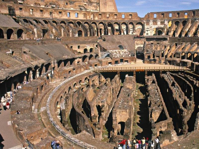 The Colosseum – Centre of Entertainment