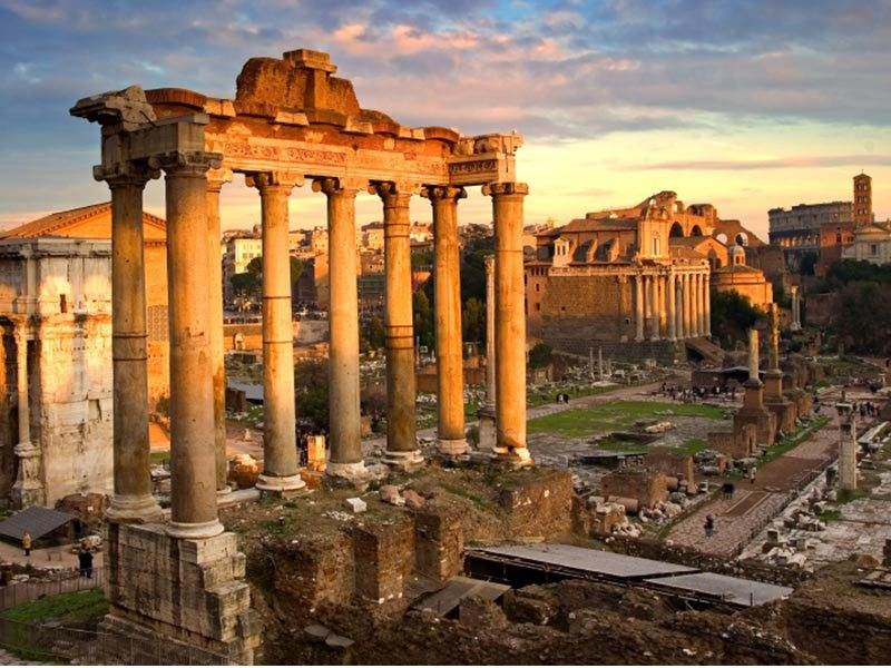 Roman Forum – The Hub of Roman Life