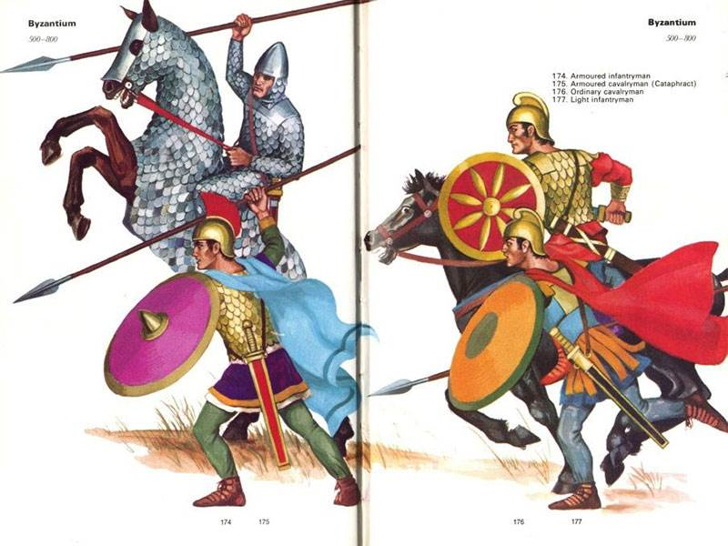 Romans in Andalucia | Decline and Fall of the Romans