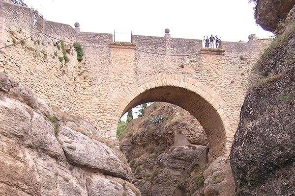 Ronda Old Bridge