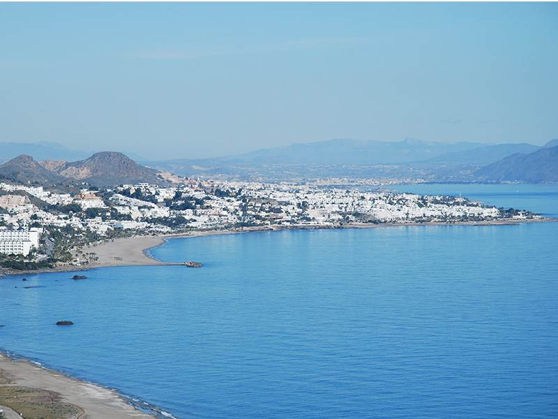 Mojacar Playa from Mirador