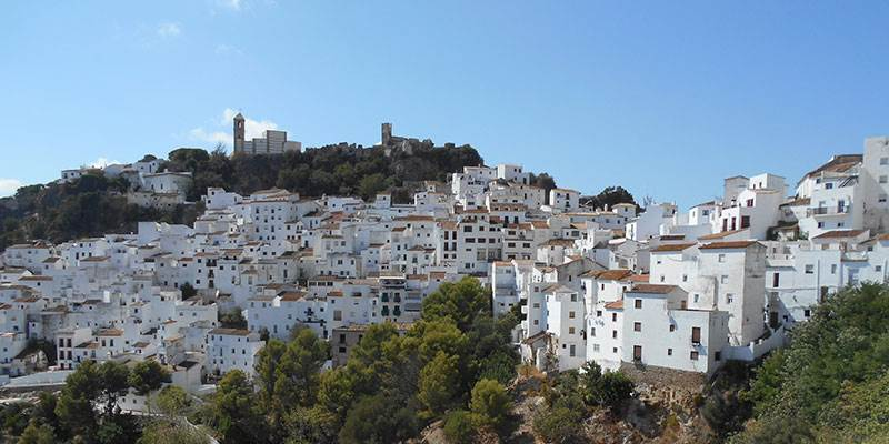 Casares from a different angle